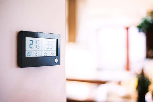 beneficios del aire condicionado para el bebe