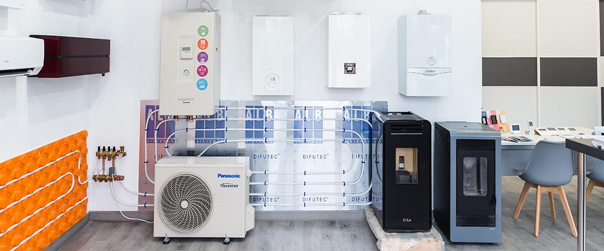 calefaccion en elche grupo APlus 2019