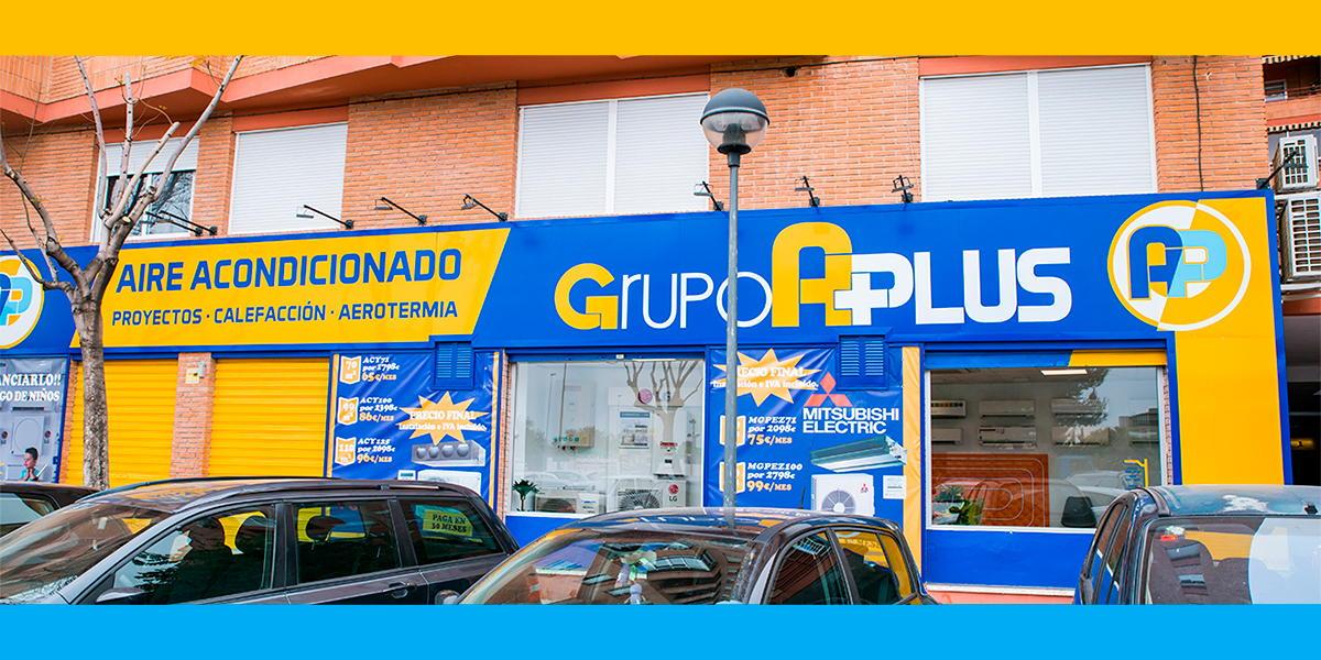 climatización en Alicante Grupo Aplus 2019