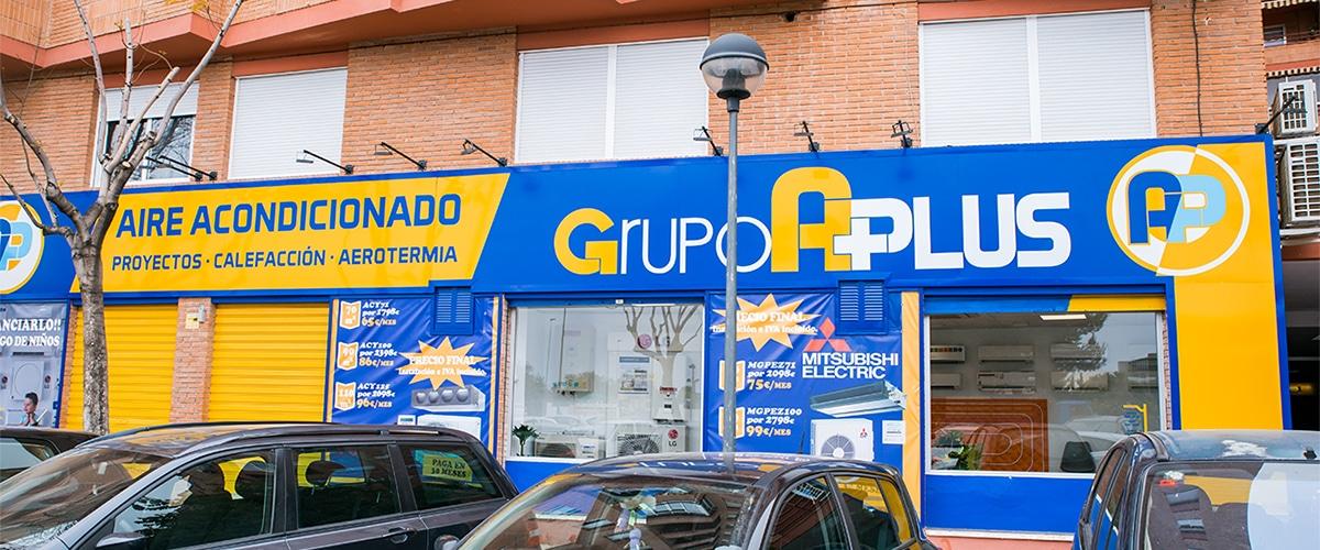 climatizacion en Alicante Grupo Aplus 2019
